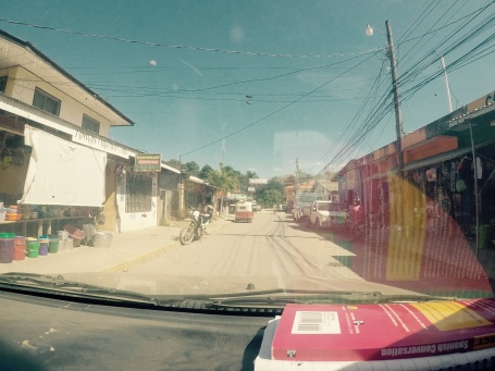 Ahhh, Jutiapa.  How your charming streets have captured my soul...