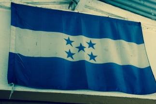 Honduran flag